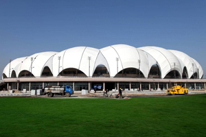 膜结构体育场